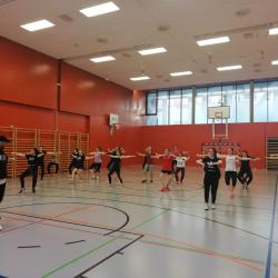 Workshop, tanzen, 5B, Sport